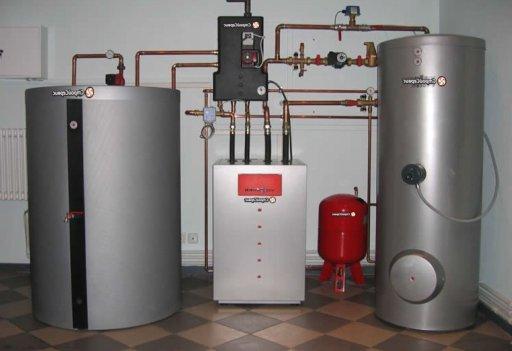 Системы отопления и тепловые пункты