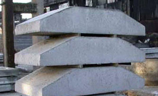 Плиты ленточных фундаментов, фундаментная подушка