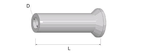 Труба ТБР-60-25-3