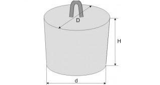 Анкер цилиндрический (анкерный цилиндр) АЦ-1